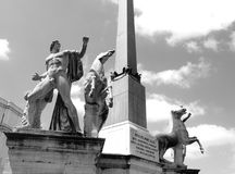 Roman monument Royalty Free Stock Photography