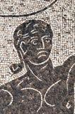 Roman Mosaic royalty free stock photography