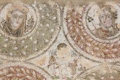 Roman mosaic Stock Photos