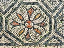 Roman mosaic Stock Photo