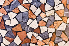 Roman Mosaic close up Royalty Free Stock Photos