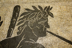 Roman Mosaic. Rome Royalty Free Stock Photos