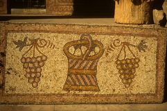 Roman mosaics Royalty Free Stock Photography