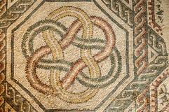 Roman mosaics Stock Photo