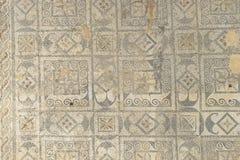 roman mosaik Royaltyfri Foto