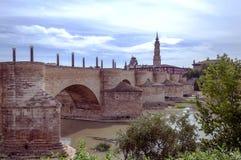 roman mostu obrazy stock