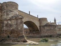 roman mostu fotografia stock