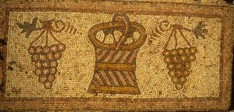 Roman mozaïeken Stock Foto