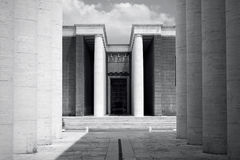 Roman museum Royalty Free Stock Photo