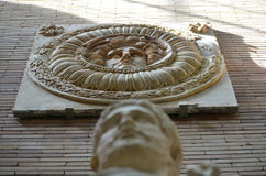 Roman museum Royalty Free Stock Photography