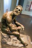 Roman Museum nacional - pugilista Fotos de Stock Royalty Free