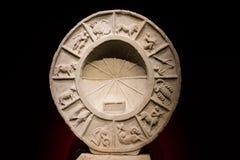 Roman Museum nacional - sinais astrológicos Fotos de Stock Royalty Free