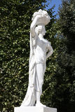 Roman mythologie - priestess Ceres stock afbeeldingen