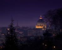 Roman Nacht stock foto's