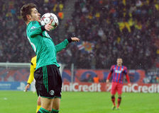 Roman Neustädter during UEFA Champions League game Stock Photography