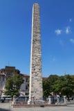 Roman Obelisk of Constantine Stock Image