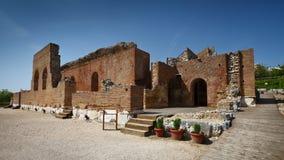 Roman Odeon. Royalty Free Stock Photos