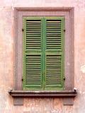 roman okno obraz stock