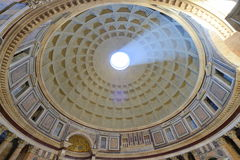 Roman Pantheon Stock Photo