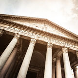 Roman pantheon Royalty Free Stock Photo