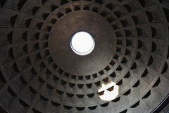 Roman Pantheon in Rome, Italy Stock Photos