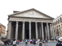 Roman Pantheon, Rome Stock Photos
