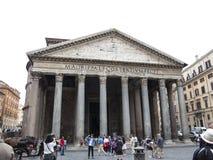Roman Pantheon, Rome Stock Photos