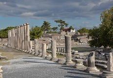 Roman Pergamum - Asklepion Royalty Free Stock Image