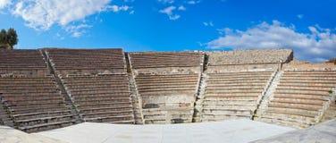 Roman Pergamum - Asklepion Stock Image