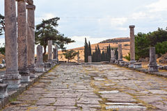 Roman Pergamum - Asklepion Royalty Free Stock Photo
