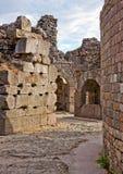 Roman Pergamum - Asklepion Stock Photography