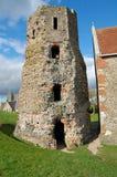 Roman pharos in Dover. In Britain Stock Image