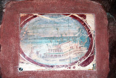 Roman picture Royalty Free Stock Image