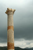 Roman pillar Stock Image