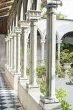 Roman pillars Stock Images
