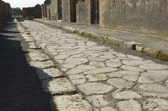 roman Pompei antiquites obraz stock