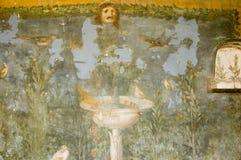 roman Pompei antiquites obraz royalty free