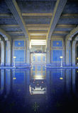 The Roman Pool at the Hearst Castle, San Simeon, Central Coast, California Royalty Free Stock Image