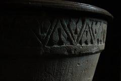 Roman Pot Royalty Free Stock Photo