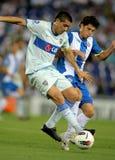 Roman Riquelme of Boca Juniors Stock Photo