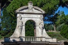 roman rome fördärvar arkivbilder