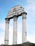 Roman Ruïnes Stock Fotografie