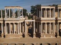Roman ruïnes Royalty-vrije Stock Afbeelding