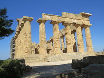 Roman ruin Royalty Free Stock Photos