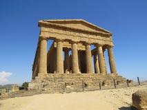 Roman ruin Stock Image