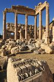 Roman ruins Royalty Free Stock Photos