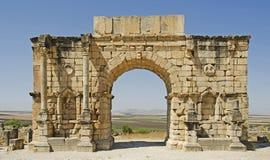Roman Ruins Foto de archivo libre de regalías
