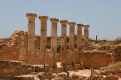 Roman Ruins Fotografia Stock Libera da Diritti