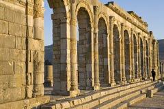 Roman ruins Stock Photography