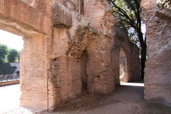 Roman Ruins Royalty Free Stock Images
